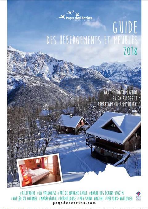 Brochure hébergements et meublés 2018