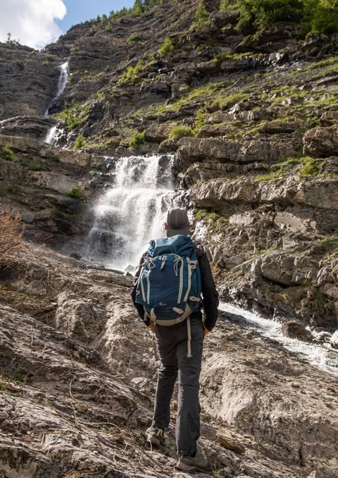 Plan randonnée Puy Saint Vincent