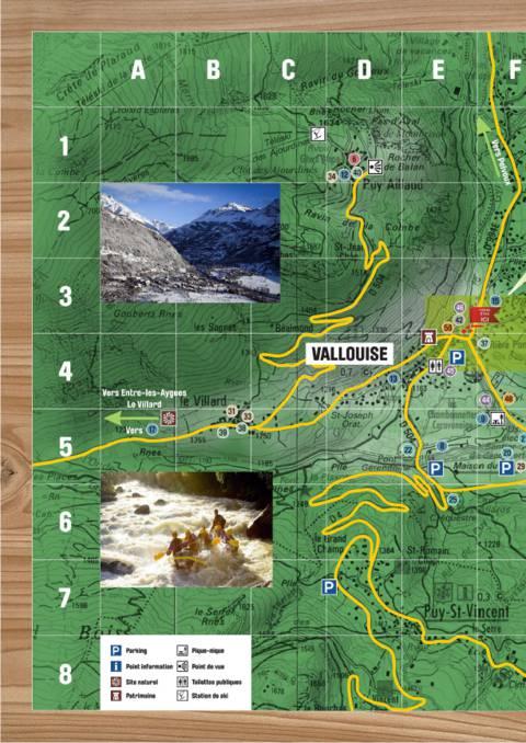 Plan de Vallouise