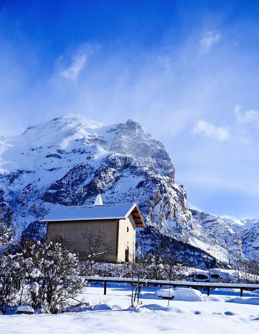 Chapelle Puy Saint Vincent