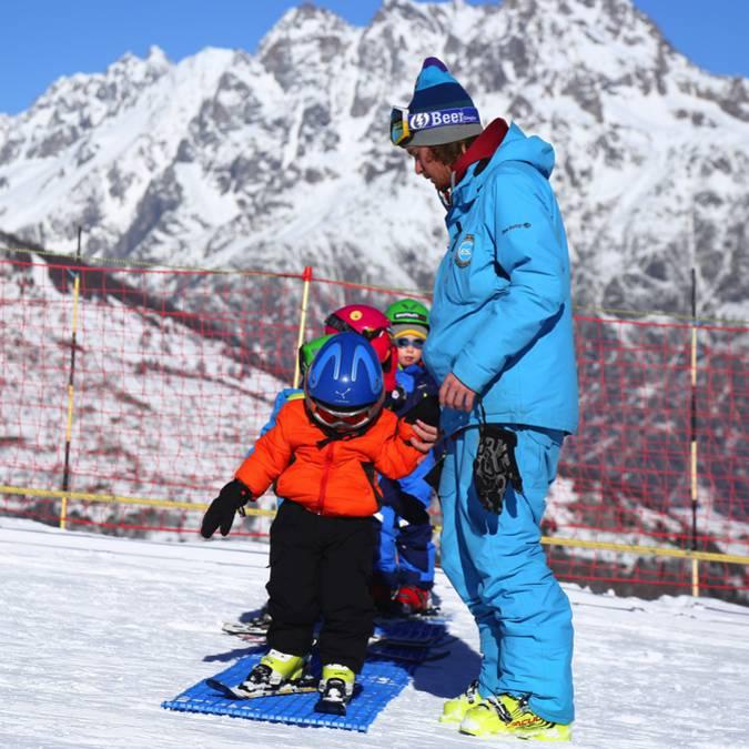 École de ski Pays des Écrins