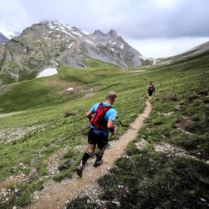 Trail hautes-alpes