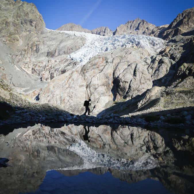 Glacier Blanc Barre des Ecrins @Jan Novak