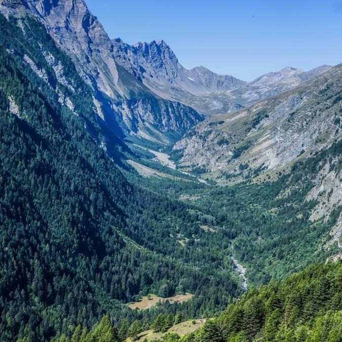 Col de la Pousterle - Vallon du Fournel