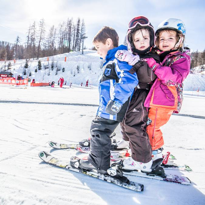 Ski Enfants @Jan Novak