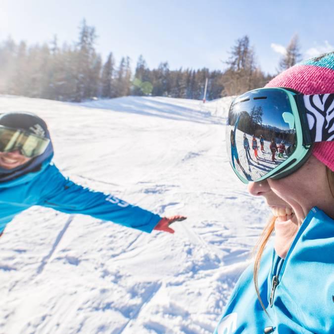 Moniteur de Ski ESI Puy Saint Vincent
