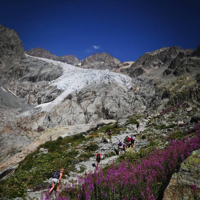 Glacier Blanc @Jan Novak