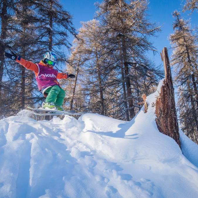 Ski Hors Piste Puy Saint Vincent