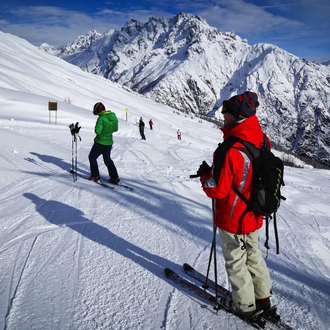 Ski Pelvoux