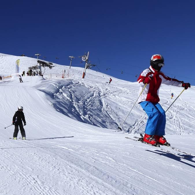 Ski Puy Saint Vincent