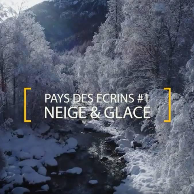 Pays des Écrins #1 Neige et Glace